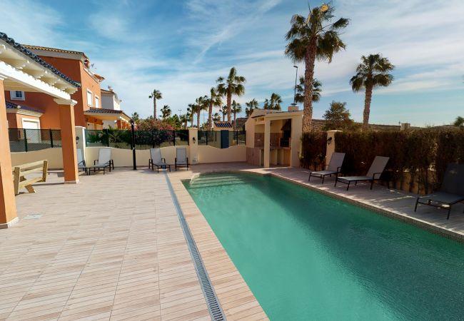Maison de vacances Villa 2451 - A Murcia Holiday Rentals Property (2578114), Baños y Mendigo, , Murcie, Espagne, image 2