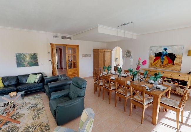 Maison de vacances Villa 2451 - A Murcia Holiday Rentals Property (2578114), Baños y Mendigo, , Murcie, Espagne, image 28