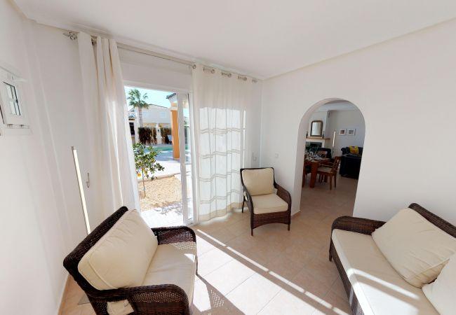 Maison de vacances Villa 2451 - A Murcia Holiday Rentals Property (2578114), Baños y Mendigo, , Murcie, Espagne, image 31