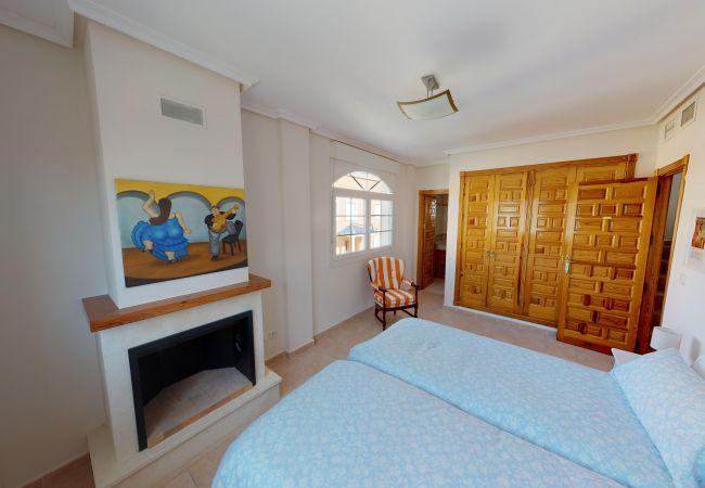 Maison de vacances Villa 2451 - A Murcia Holiday Rentals Property (2578114), Baños y Mendigo, , Murcie, Espagne, image 44
