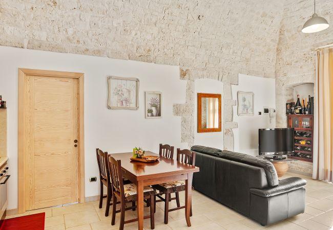 Ferienhaus Fuori Rotta 2 (2575359), Turi, Bari, Apulien, Italien, Bild 6