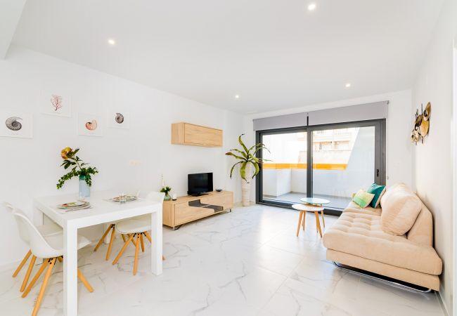 Appartement de vacances ID7 (2602617), Torrevieja, Costa Blanca, Valence, Espagne, image 4