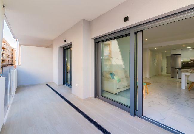 Appartement de vacances ID7 (2602617), Torrevieja, Costa Blanca, Valence, Espagne, image 15