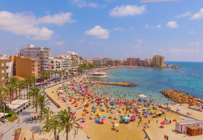 Appartement de vacances ID131 (2610951), Torrevieja, Costa Blanca, Valence, Espagne, image 25