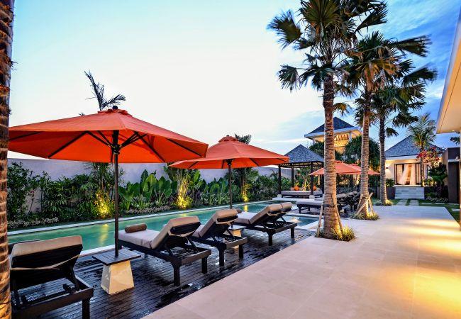 BALI - Villa Canggu treasure - 9 pax  in Indonesien
