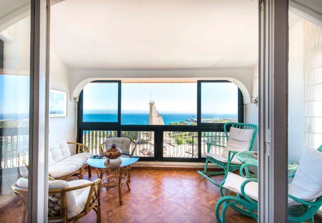 Appartement de vacances Casa con terrazza sul mare all'Addaura (2618846), Palermo, Palermo, Sicile, Italie, image 5