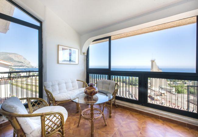 Appartement de vacances Casa con terrazza sul mare all'Addaura (2618846), Palermo, Palermo, Sicile, Italie, image 6