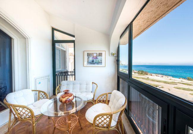 Appartement de vacances Casa con terrazza sul mare all'Addaura (2618846), Palermo, Palermo, Sicile, Italie, image 7