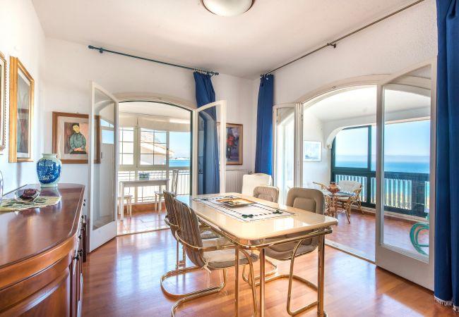 Appartement de vacances Casa con terrazza sul mare all'Addaura (2618846), Palermo, Palermo, Sicile, Italie, image 8