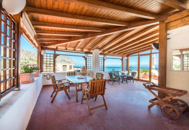 Appartement de vacances Casa con terrazza sul mare all'Addaura (2618846), Palermo, Palermo, Sicile, Italie, image 15