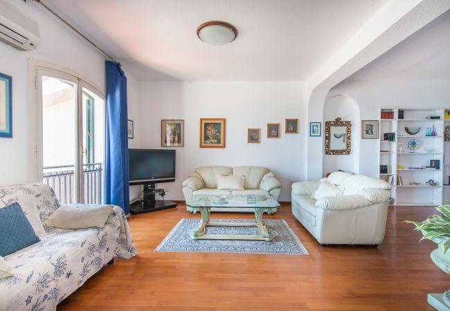 Appartement de vacances Casa con terrazza sul mare all'Addaura (2618846), Palermo, Palermo, Sicile, Italie, image 17