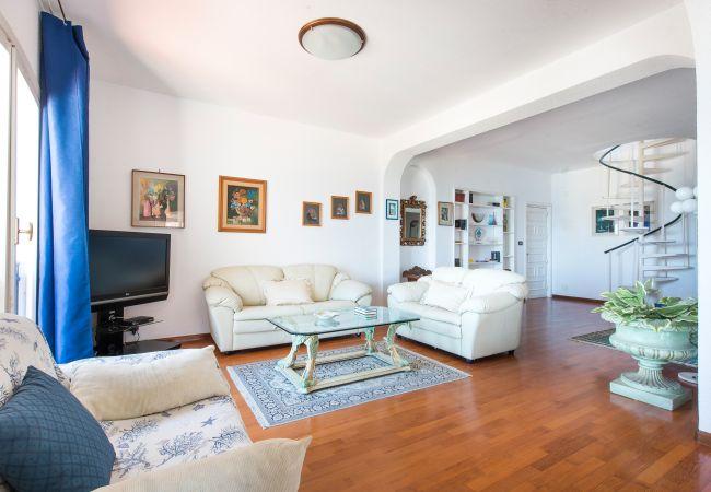 Appartement de vacances Casa con terrazza sul mare all'Addaura (2618846), Palermo, Palermo, Sicile, Italie, image 18