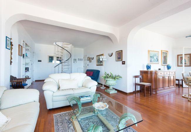 Appartement de vacances Casa con terrazza sul mare all'Addaura (2618846), Palermo, Palermo, Sicile, Italie, image 19