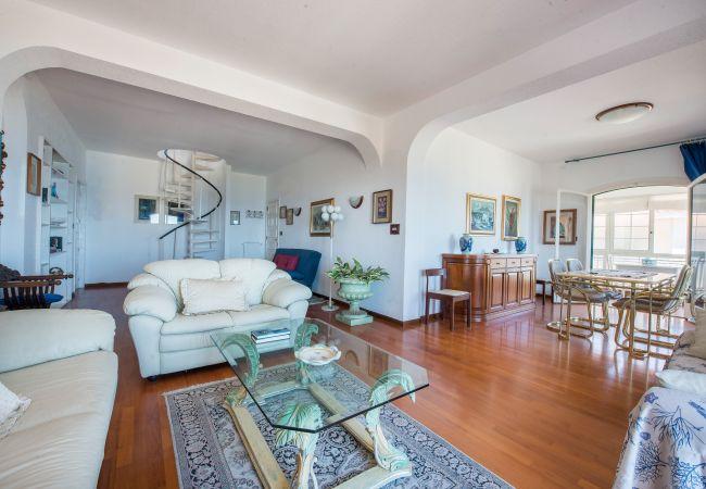Appartement de vacances Casa con terrazza sul mare all'Addaura (2618846), Palermo, Palermo, Sicile, Italie, image 20