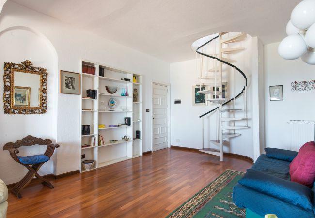 Appartement de vacances Casa con terrazza sul mare all'Addaura (2618846), Palermo, Palermo, Sicile, Italie, image 22