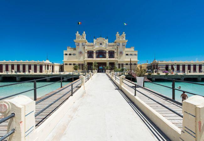 Appartement de vacances Casa con terrazza sul mare all'Addaura (2618846), Palermo, Palermo, Sicile, Italie, image 29