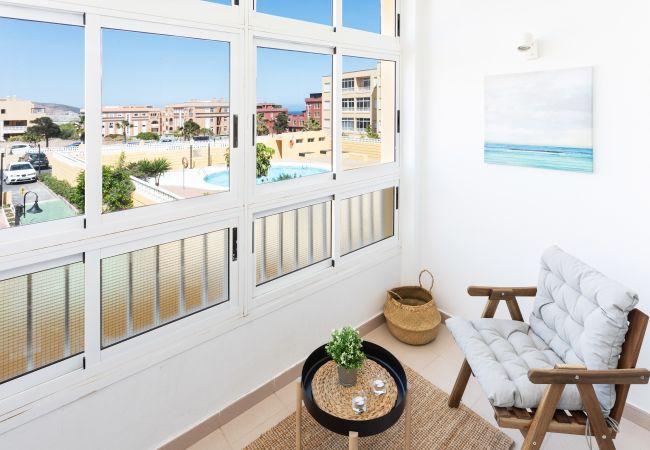 Appartement de vacances Lagos de Miramar (2627724), El Medano, Ténérife, Iles Canaries, Espagne, image 2