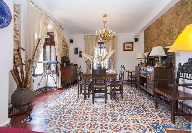 Ferienhaus Villa El Bonete Constantina Canovas (CS) (2640879), Constantina, Sevilla, Andalusien, Spanien, Bild 7