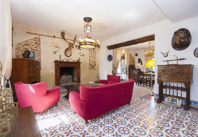 Ferienhaus Villa El Bonete Constantina Canovas (CS) (2640879), Constantina, Sevilla, Andalusien, Spanien, Bild 9