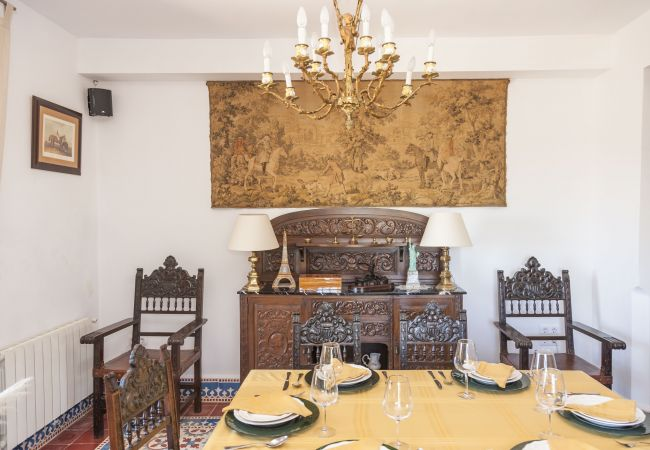 Ferienhaus Villa El Bonete Constantina Canovas (CS) (2640879), Constantina, Sevilla, Andalusien, Spanien, Bild 11