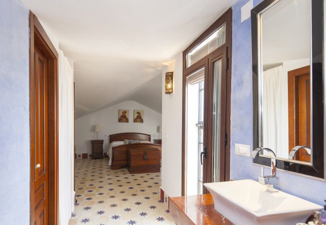 Ferienhaus Villa El Bonete Constantina Canovas (CS) (2640879), Constantina, Sevilla, Andalusien, Spanien, Bild 25