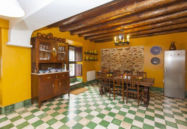 Ferienhaus Villa El Bonete Constantina Canovas (CS) (2640879), Constantina, Sevilla, Andalusien, Spanien, Bild 13