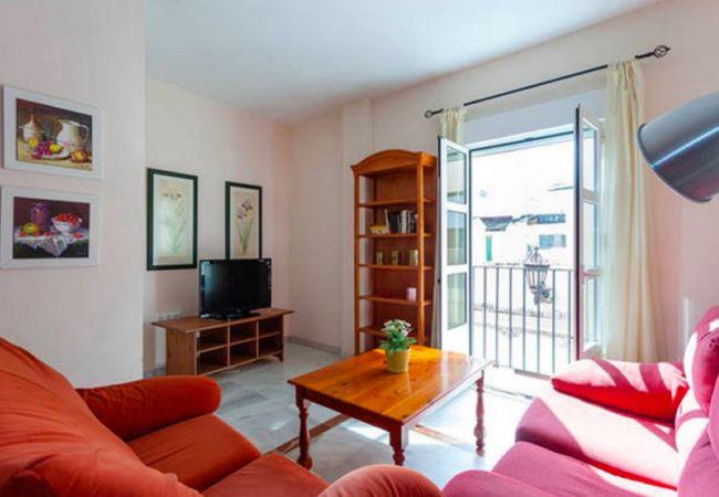 Appartement de vacances Cadiz San Fernando 2 bedrooms 5 people wifi (2804440), San Fernando, Costa de la Luz, Andalousie, Espagne, image 1