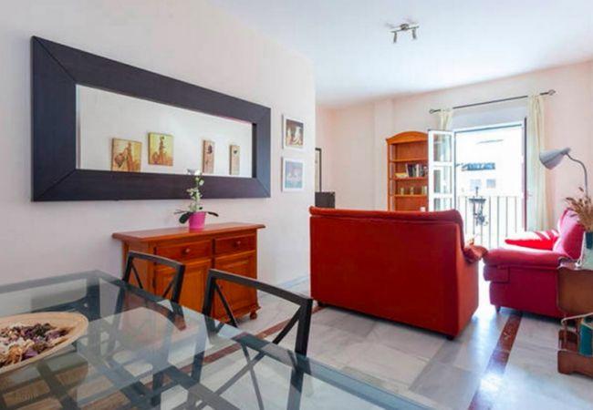 Appartement de vacances Cadiz San Fernando 2 bedrooms 5 people wifi (2804440), San Fernando, Costa de la Luz, Andalousie, Espagne, image 2