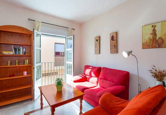 Appartement de vacances Cadiz San Fernando 2 bedrooms 5 people wifi (2804440), San Fernando, Costa de la Luz, Andalousie, Espagne, image 7