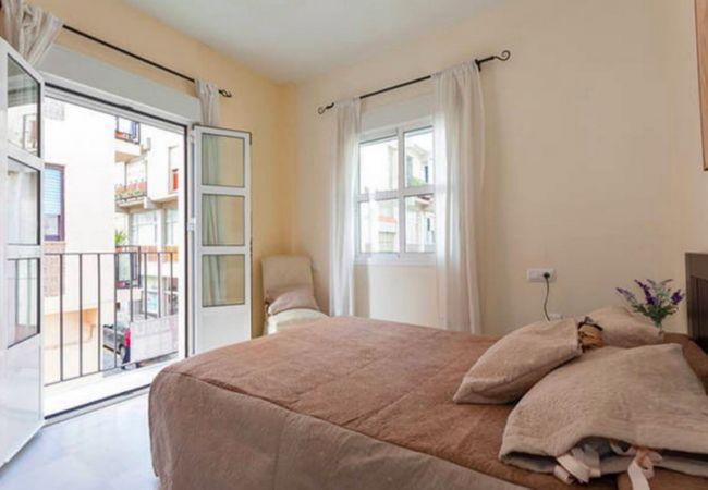 Appartement de vacances Cadiz San Fernando 2 bedrooms 5 people wifi (2804440), San Fernando, Costa de la Luz, Andalousie, Espagne, image 3