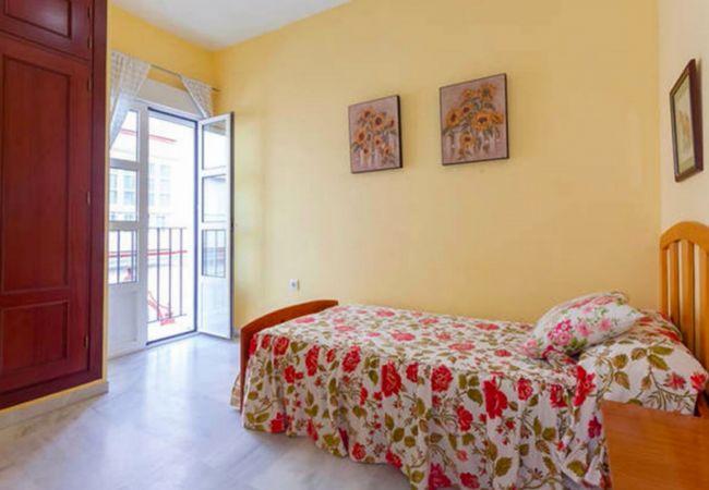 Appartement de vacances Cadiz San Fernando 2 bedrooms 5 people wifi (2804440), San Fernando, Costa de la Luz, Andalousie, Espagne, image 4