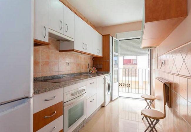 Appartement de vacances Cadiz San Fernando 2 bedrooms 5 people wifi (2804440), San Fernando, Costa de la Luz, Andalousie, Espagne, image 5