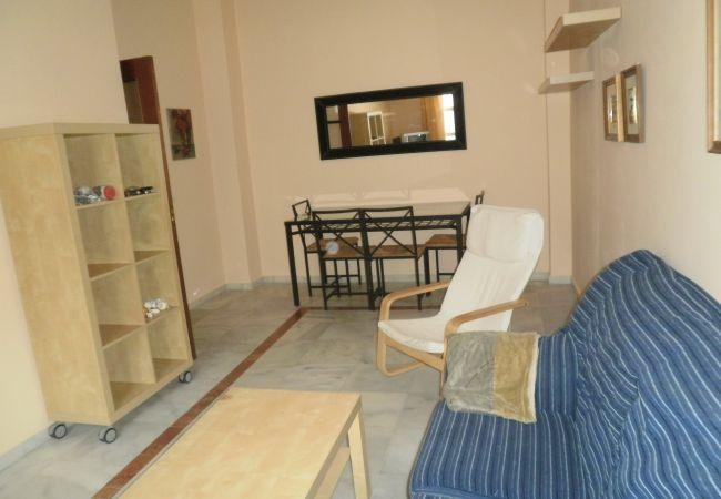 Appartement de vacances Zentrales WiFi mit zwei Schlafzimmern von Lightbooking (2714947), San Fernando, Costa de la Luz, Andalousie, Espagne, image 2