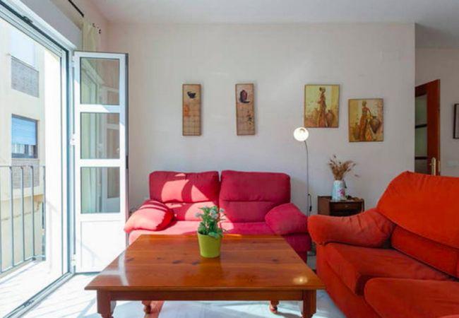 Appartement de vacances Zentrales WiFi mit zwei Schlafzimmern von Lightbooking (2714947), San Fernando, Costa de la Luz, Andalousie, Espagne, image 14