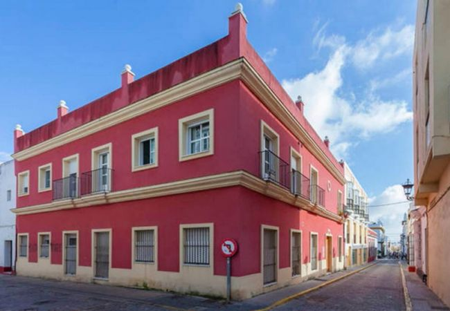 Appartement de vacances Zentrales WiFi mit zwei Schlafzimmern von Lightbooking (2714947), San Fernando, Costa de la Luz, Andalousie, Espagne, image 22