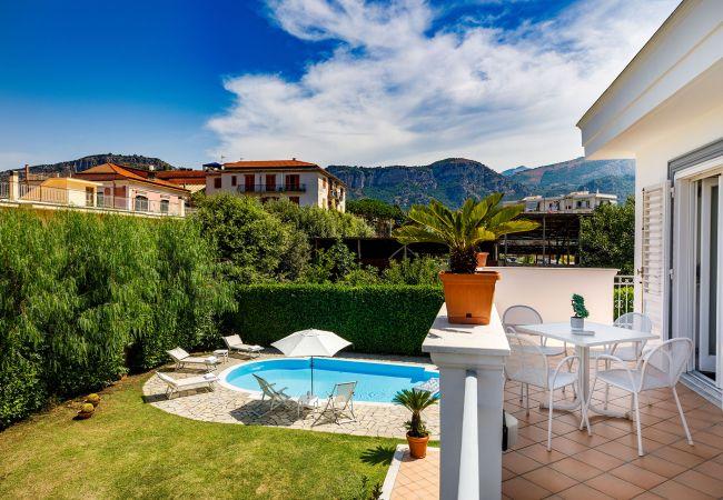 Ferienhaus Villa Lia with Private Pool, Garden and Parking (2670396), Sant'Agnello, Amalfiküste, Kampanien, Italien, Bild 13