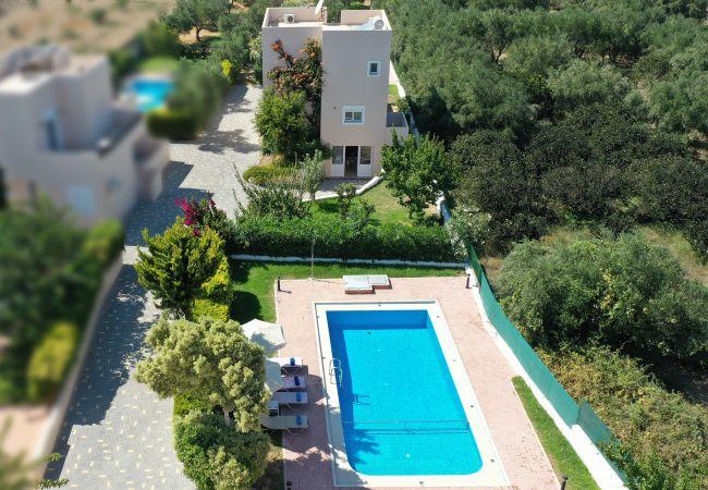Holiday house Selini 3 (2678681), Spilia, Crete North Coast, Crete, Greece, picture 2