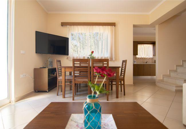 Holiday house Selini 3 (2678681), Spilia, Crete North Coast, Crete, Greece, picture 5