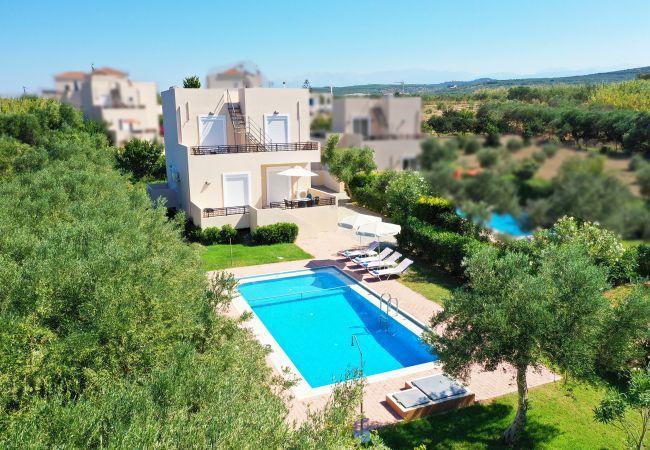 Holiday house Selini 4 (2678682), Spilia, Crete North Coast, Crete, Greece, picture 1