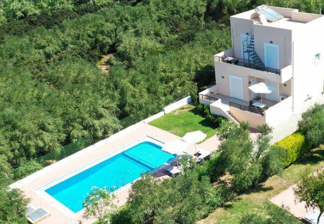 Holiday house Selini 4 (2678682), Spilia, Crete North Coast, Crete, Greece, picture 2