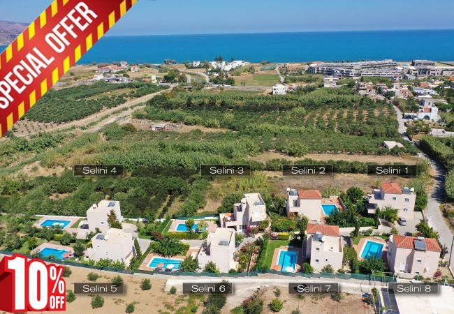 Holiday house Selini 4 (2678682), Spilia, Crete North Coast, Crete, Greece, picture 10