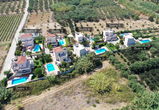 Holiday house Selini 6 (2678684), Spilia, Crete North Coast, Crete, Greece, picture 16