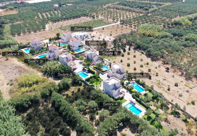 Holiday house Selini 7 (2678685), Spilia, Crete North Coast, Crete, Greece, picture 15