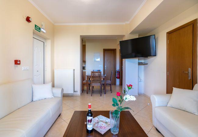 Holiday house Selini 7 (2678685), Spilia, Crete North Coast, Crete, Greece, picture 3