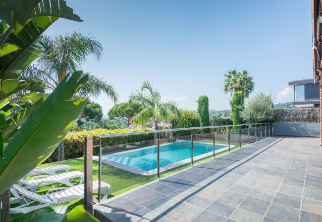 Ferienhaus OP HomeHolidaysRentals Adonis - Costa Barcelona (2678617), Caldes d'Estrac, Costa del Meresme, Katalonien, Spanien, Bild 2