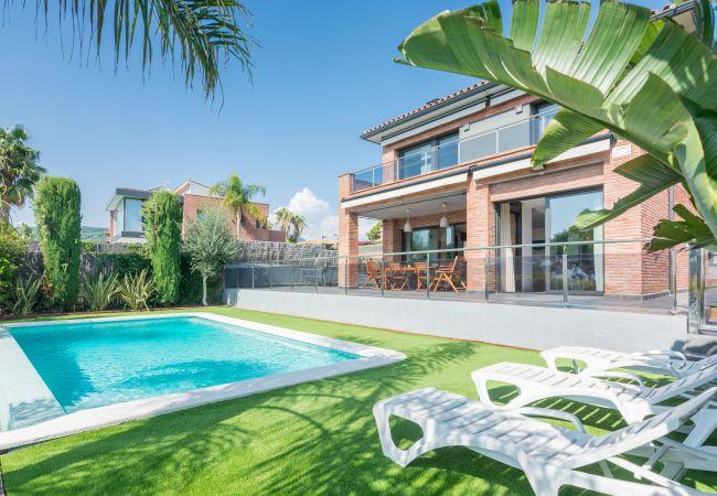 Ferienhaus OP HomeHolidaysRentals Adonis - Costa Barcelona (2678617), Caldes d'Estrac, Costa del Meresme, Katalonien, Spanien, Bild 4