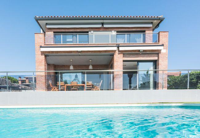 Ferienhaus OP HomeHolidaysRentals Adonis - Costa Barcelona (2678617), Caldes d'Estrac, Costa del Meresme, Katalonien, Spanien, Bild 16