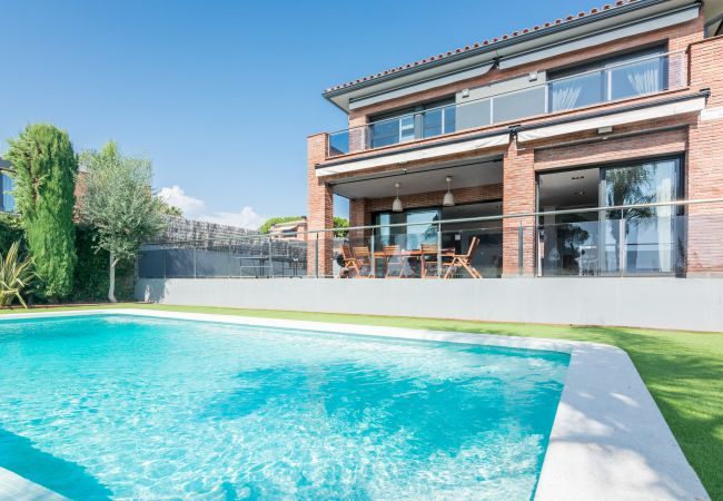 Ferienhaus OP HomeHolidaysRentals Adonis - Costa Barcelona (2678617), Caldes d'Estrac, Costa del Meresme, Katalonien, Spanien, Bild 6