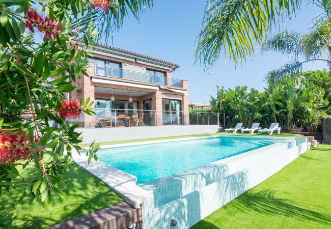 Ferienhaus OP HomeHolidaysRentals Adonis - Costa Barcelona (2678617), Caldes d'Estrac, Costa del Meresme, Katalonien, Spanien, Bild 5