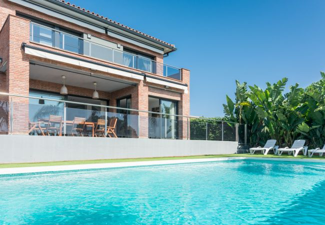 Ferienhaus OP HomeHolidaysRentals Adonis - Costa Barcelona (2678617), Caldes d'Estrac, Costa del Meresme, Katalonien, Spanien, Bild 8